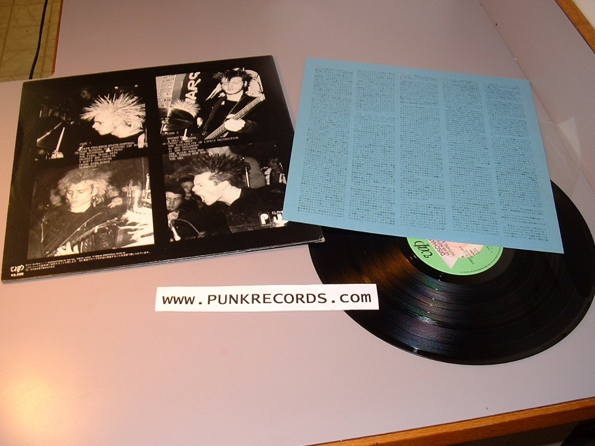 www.punkrecords.com  IS  www.punkrecords.net  ,Specalizing in rare original used 2nd hand : punk record, Punk Music ,Punk Vinyl , Punk Rock Records ,Oi Records , Hardcore records from around the world ,between the years 1977-1987. Buy sell or trade for original vintage Punk Record or Records , Hardcore Records, Oi Records , send email ( JXMBWF@COMCAST.NET )to place your order or trade offers.